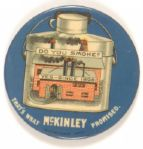 McKinley Factory Pin