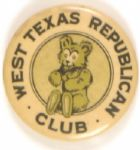 Roosevelt West Texas Republican Club