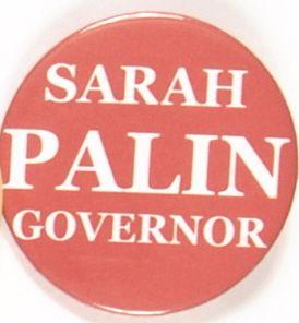 Sarah Palin Governor