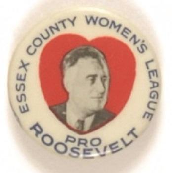 Essex Womens League 9