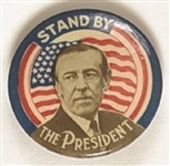 Wilson Stand by the President