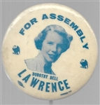 Lawrence for New York Assembly