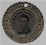 Abraham Lincoln Rare 1860 Ferrotype