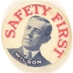 Wilson Safety First