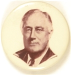 Franklin Roosevelt Very Unusual Picture Pin