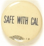 Coolidge Safe With Cal