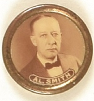 Smith Sepia Celluloid With Metal Frame