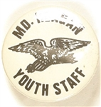 Reagan 1980 Maryland Youth Staff