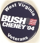 Bush, Cheney West Virginia Veterans
