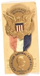 Dewey 1944 Convention Asst. Sgt. Arms Badge