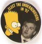 Quayle, Bart Simpson Elect the Underachievers