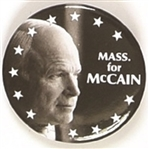 Massachusetts for McCain