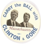 Carry the Ball With Clinton, Gore