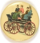 Montgomery Ward Horseless Carriage