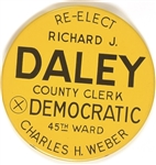Re-Elect Daley Cook County Clerk