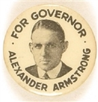 Armstrong for Governor of Maryland