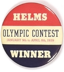 Helms Olympic Contest Winner
