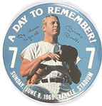 Mickey Mantle Day to Remember