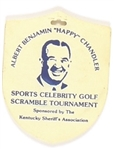 Happy Chandler Kentucky Charity Golf Event Badge