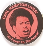 Panthers Carl Hampton Lives!