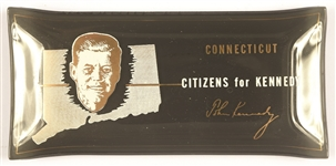 Connecticut Citizens for Kennedy Ashtray