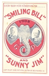 Taft, Sherman Elephant Ears Postcard