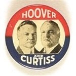 Hoover and Curtiss, Herbert Hoover and Charles Curtis Jugate