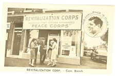 Kennedy Revitalization Corps Postcard