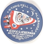 Gore Stars Fell on Alabama 3 Inch Space Pin