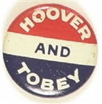 Hoover and Tobey, New Hampshire Coattail