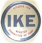 Ike Winsted Committee of 1,000