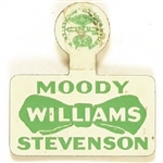 Stevenson, Williams, Moody Michigan Coattail Tab