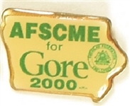 AFSCME for Gore