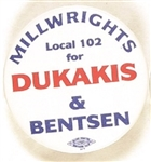 Northern California Millwrights for Dukakis