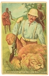 Roosevelt Safari Postcard