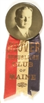 Hoover Republican Club of Maine Pin, Ribbon