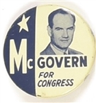 McGovern for Congress Early South Dakota Pin