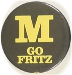 Michigan M Go Fritz Mondale