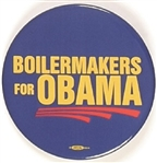 Boilermakers for Obama