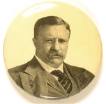 Theodore Roosevelt Unusual Celluloid, Later Photo