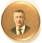 Theodore Roosevelt Gold Background
