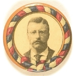 Roosevelt Baltimore Badge, Unusual Border
