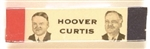 Hoover, Curtis Celluloid Jugate Bar