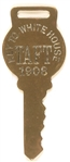 Taft White House Key