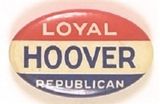 Loyal Hoover Republican