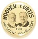 Hoover, Curtis Scarce Litho Jugate