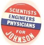 Scientists, Engineers, Physicians for Johnson