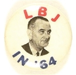 LBJ in 64 Celluloid