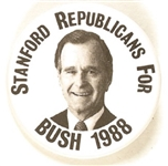 Stanford Republicans for George Bush