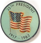 John F. Kennedy Color Memorial Flasher